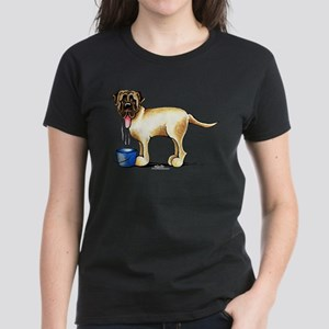 Mastiff Drool Women's Dark T-Shirt